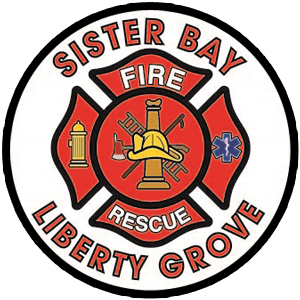 Sister Bay Liberty Grove Fire Department Logo